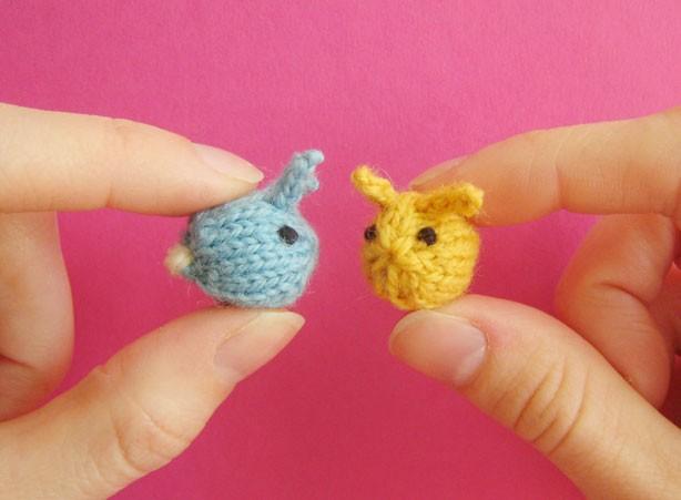 Free Knitting Patterns Mini Animals : Free Animal Knitting Patterns A Knitting Blog